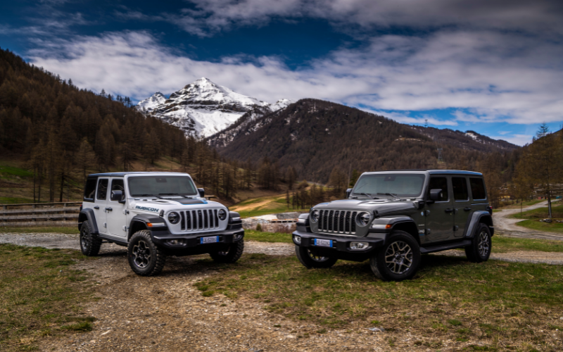 Get To Know Jeep's New Plug-In Hybrid Wrangler 4xe