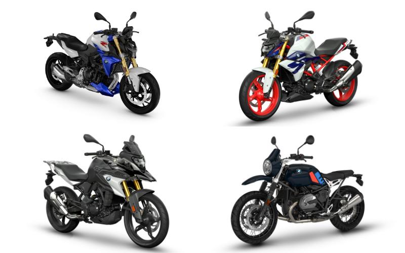 BMW Motorrad's Model Revisions For 2022
