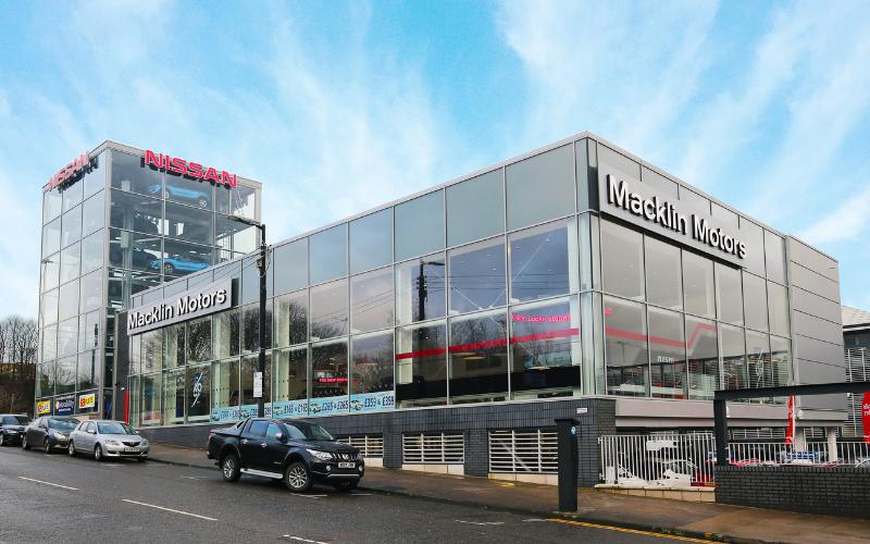 Macklin Motors Kicks Off Celtic Partnership