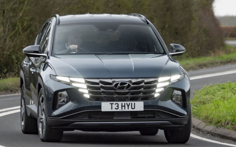 Auto Trader Names Hyundai Tucson The Best Car For Long Distances