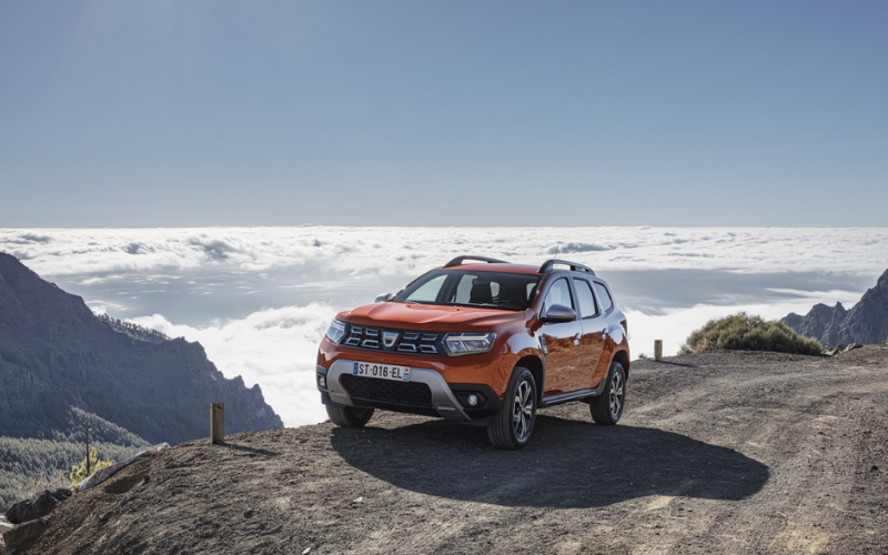 A Closer Look at the New Dacia Duster
