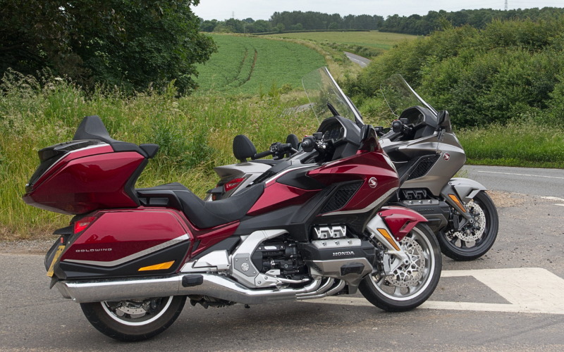 What Is It Like To Ride A Honda Goldwing?