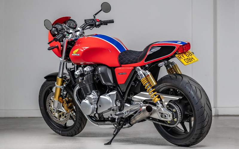Very Limited Edition CB1000R Teased