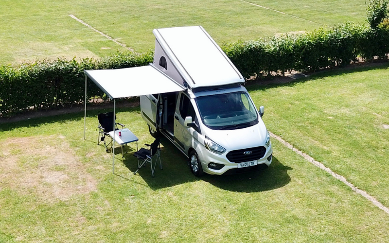 A Video Tour of the All-New Ford Transit Custom Nugget