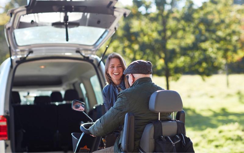 The Best Motability Vehicles for Wheelchair Storage