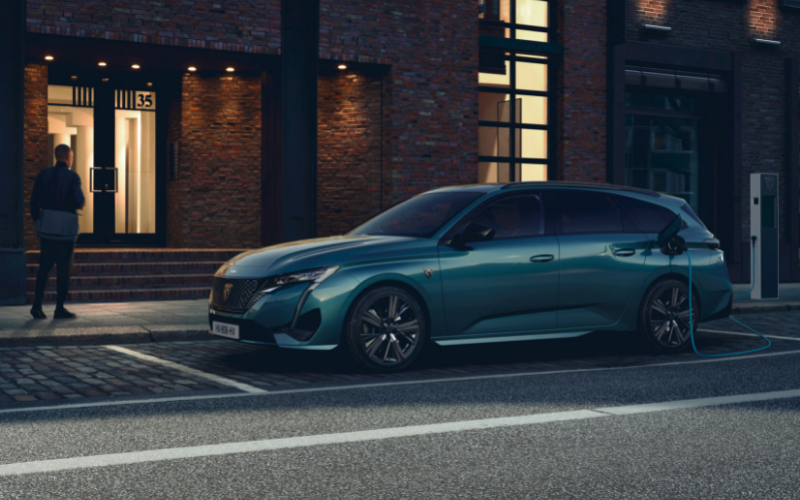 70% Of PEUGEOT Models To Be Electric In 2021