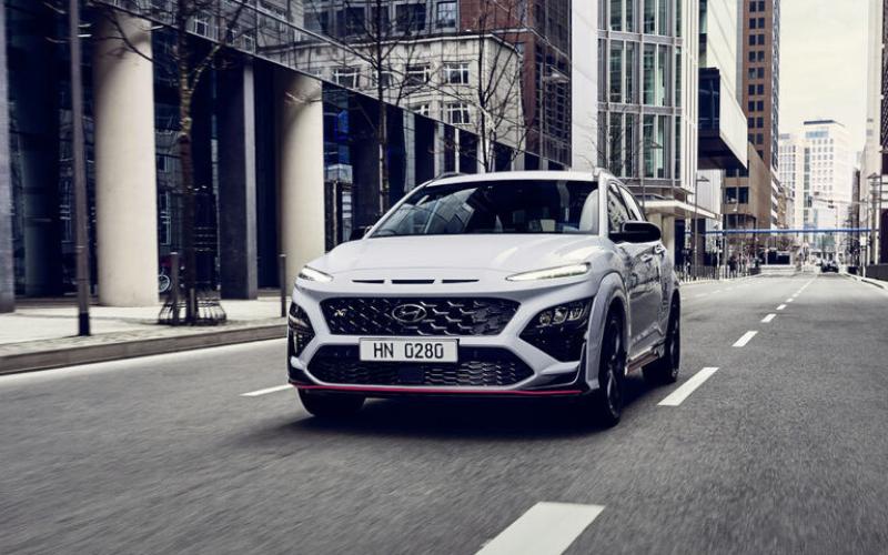 Hyundai Announces All-New KONA N Specifications