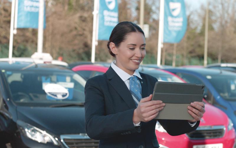 Selling Your Car: Why Choose Bristol Street Motors?