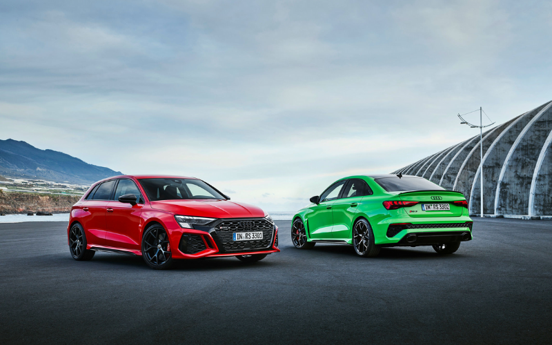 Meet The All-New Audi RS 3