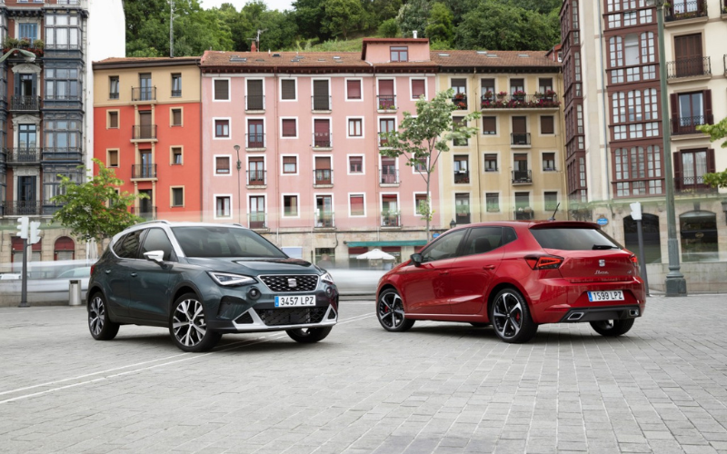 New SEAT Ibiza And New SEAT Arona Ready To Hit The Market As Production Begins