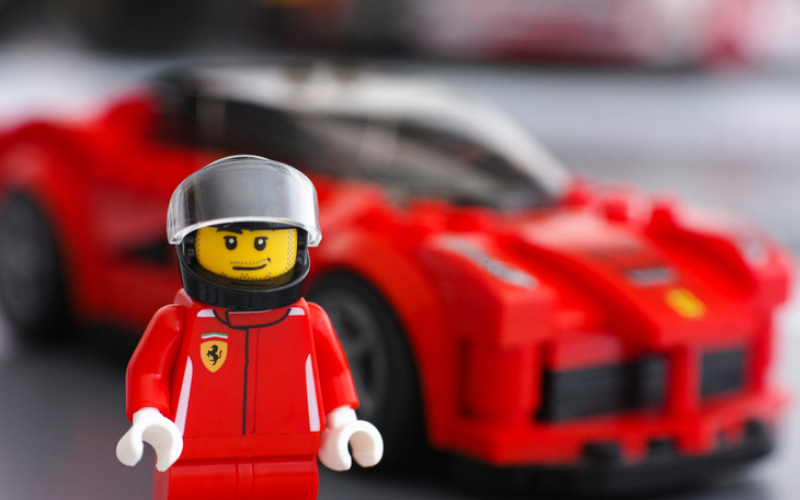 Which LEGO car set is the most valuable?