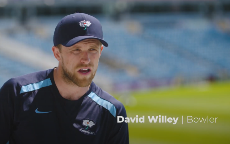 It's All In The Detail: A Three-Part Series With Yorkshire Cricket