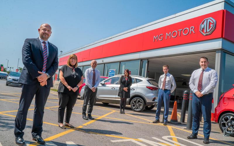 Bristol Street Motors Chooses Carlisle For First MG Dealership