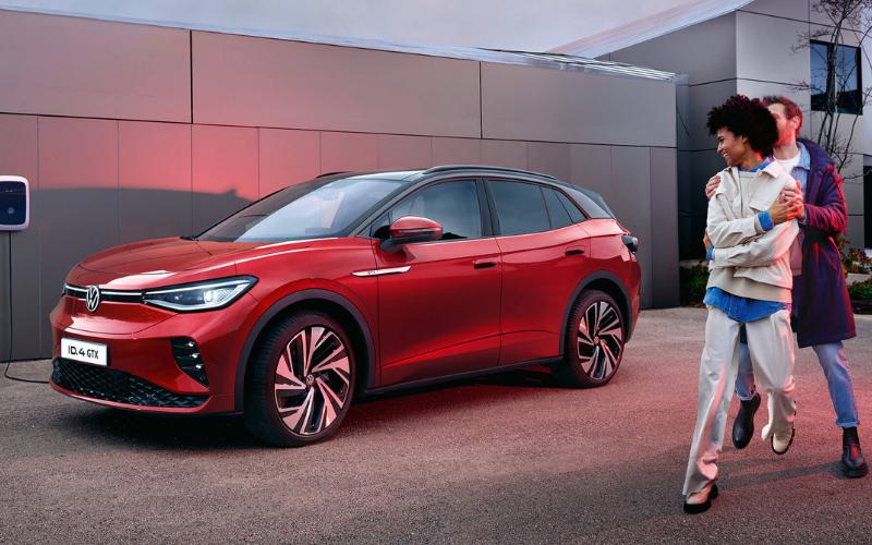 Meet The All-New Volkswagen ID.4 GTX