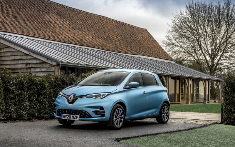 Renault Wins A Trio Of Awards At The Auto Express 2021 New Car Awards