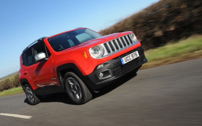 Jeep posts significant September sales increase as popularity continues to grow