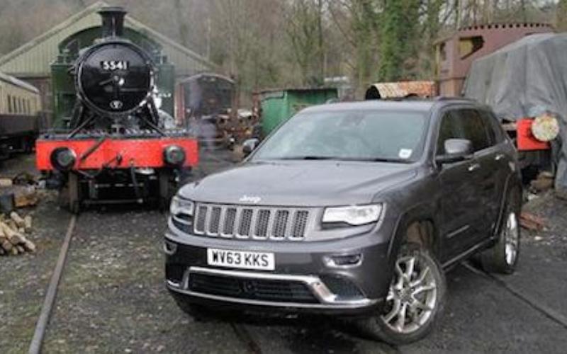 Jeep's Grand Cherokee score top UK Sponsorship award