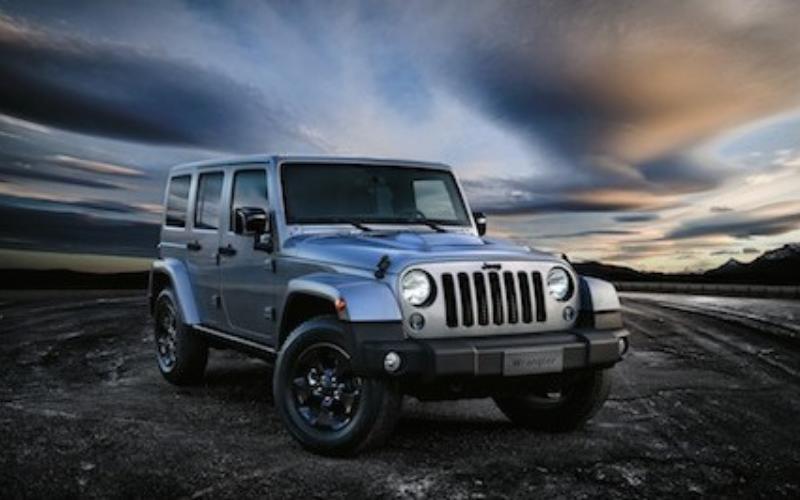 Jeep returns to the Geneva Motor Show