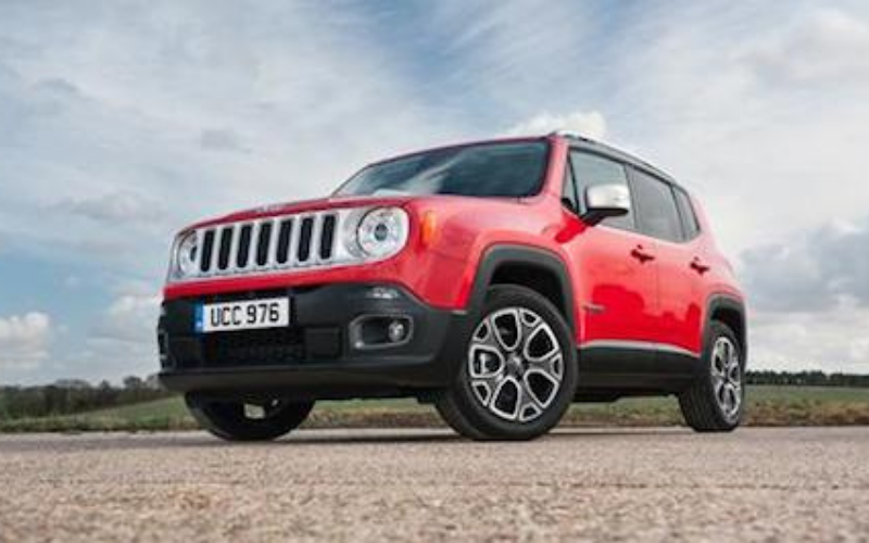 Jeep's Renegade raises the bar for small SUVs