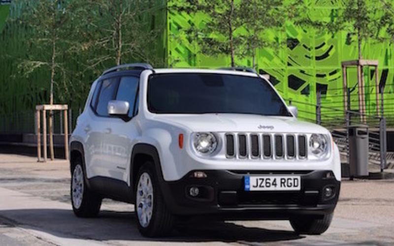 Jeep records sales record in June 2015