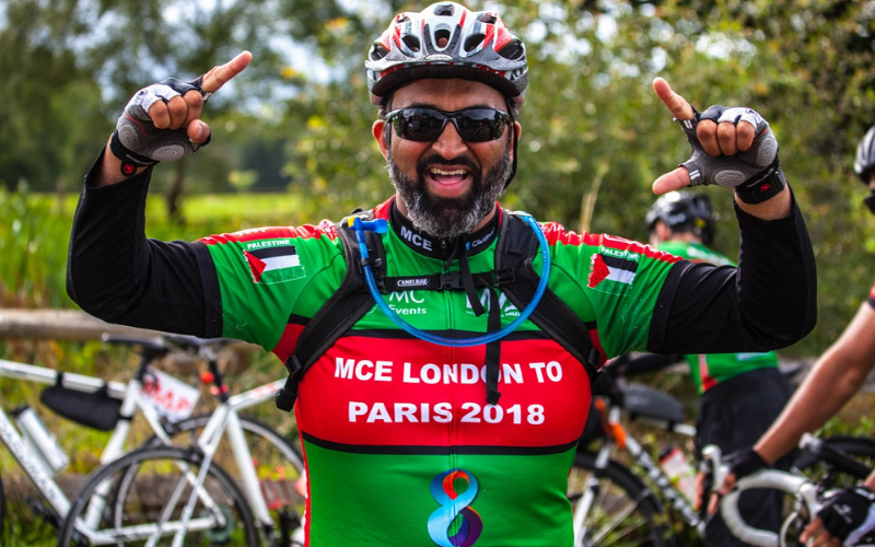 Banbury Hyundai Business Manager Gets People On Their Bike For Epic Charity Ride