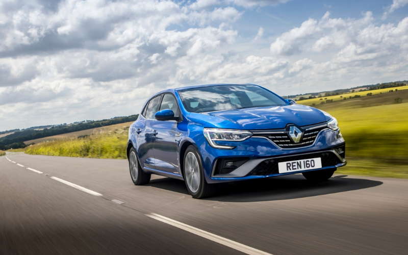 Introducing the New Renault Megane Hatch E-Tech Plug-In Hybrid