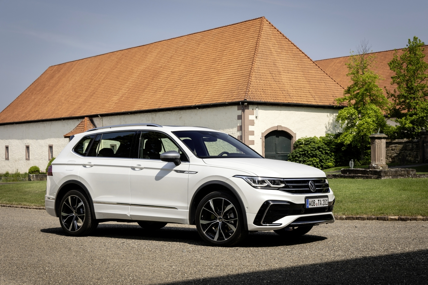 What To Expect From The New Volkswagen Tiguan Allspace