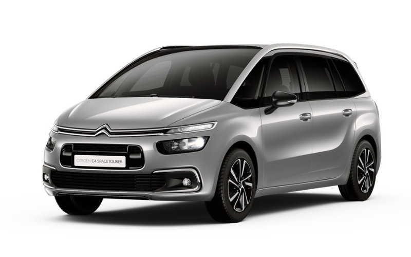 Citroen Unveils Updates to Best Selling MPV, The Grand C4 SpaceTourer