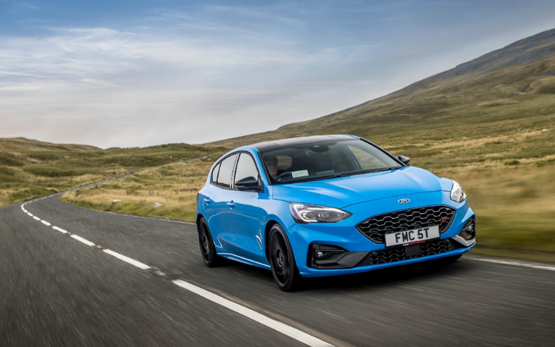 Ford Introduces Exclusive Focus ST Edition for Driving Enthusiasts