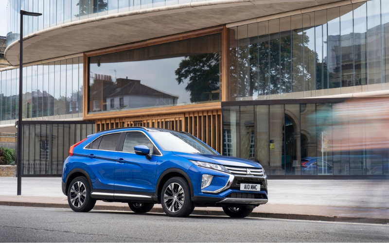 Mitsubishi Eclipse Cross Awarded Most Reliable Family SUV Title