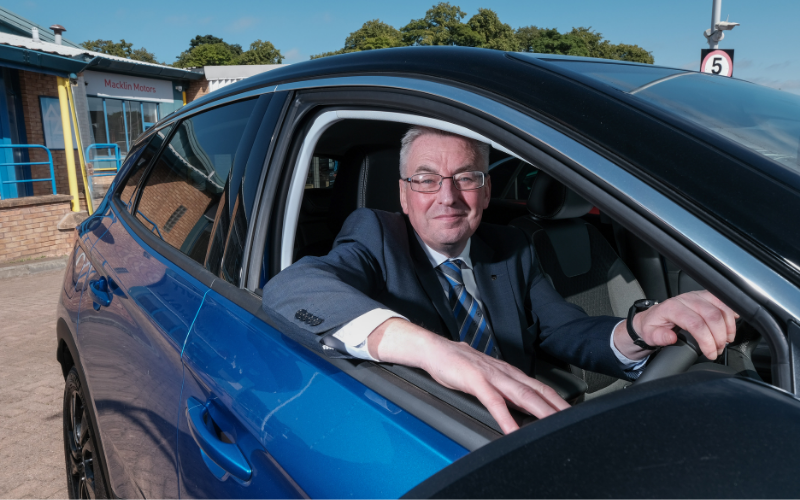 £1.7m Investment Brings Vauxhall Back To Dunfermline