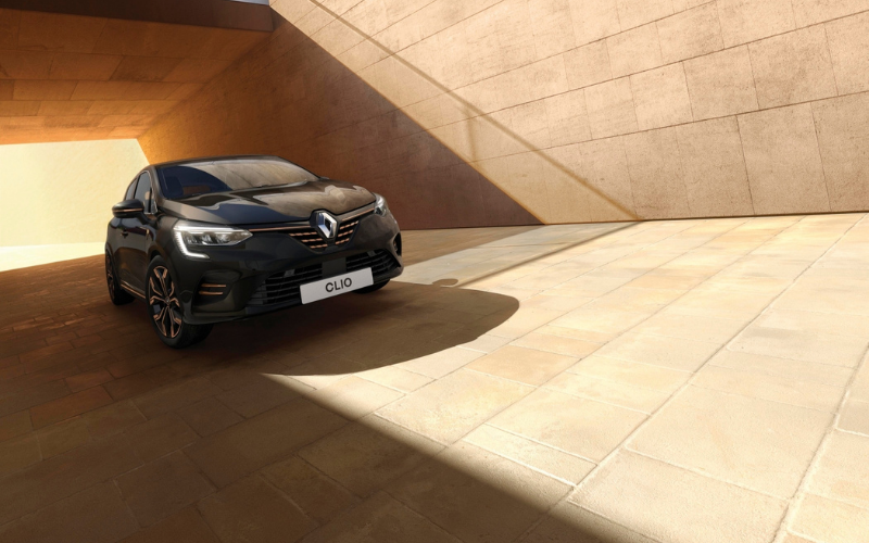 Award-Winning Renault Clio Gets Special Limited-Edition Model