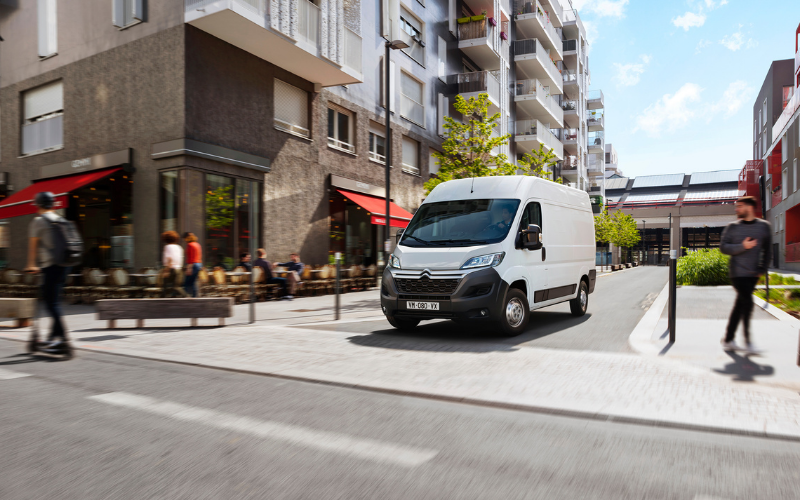 New All-Electric Citroen E-Relay Officially Launched In The UK
