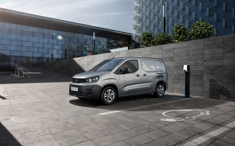 Orders Are Open For The PEUGEOT e-Partner