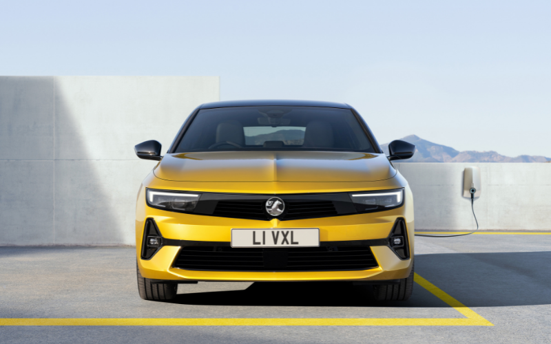 Vauxhall Continues Its Electric Drive With All-New Astra-e