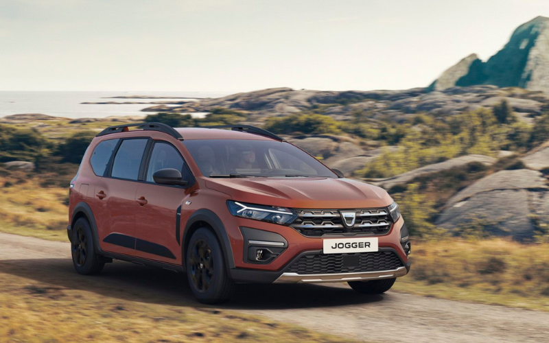 A First Look at the All-New Dacia Jogger
