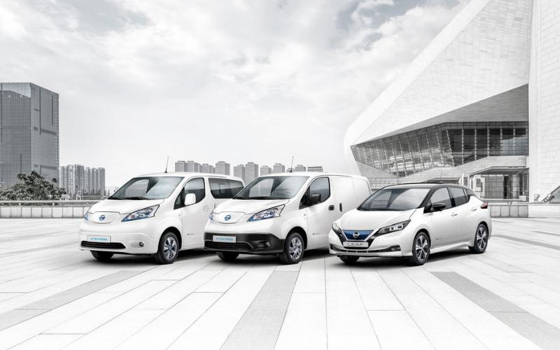 Nissan Reaches Electrifying Milestone of 250,000 European EV Sales
