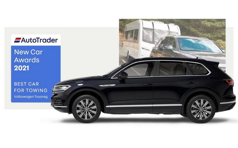 Volkswagen Touareg Crowned 2021 Best Car For Towing
