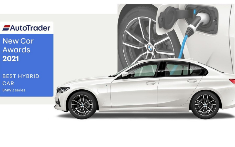 BMW Secures Two Awards At The Auto Trader New Car Awards 2021