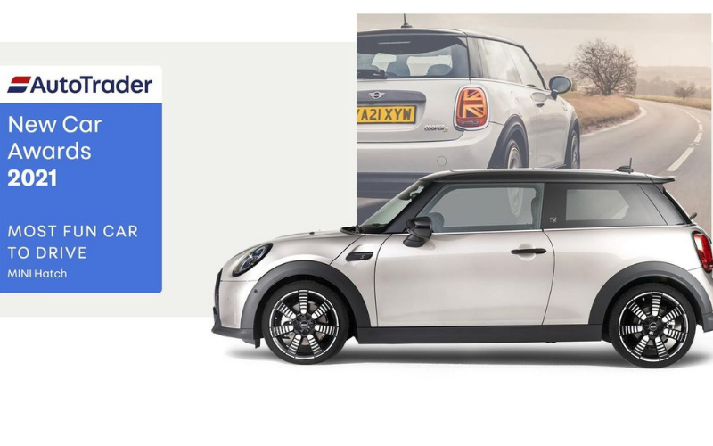MINI Hatchback Crowned 2021 Most Fun Car To Drive