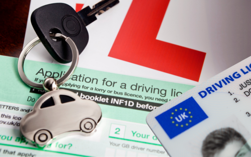 DVLA Plans To Scrap Physical Driving Licences