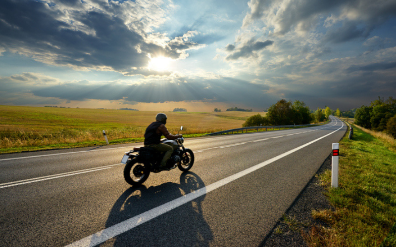 What Do Your Motorcycle Selfies Say About You?