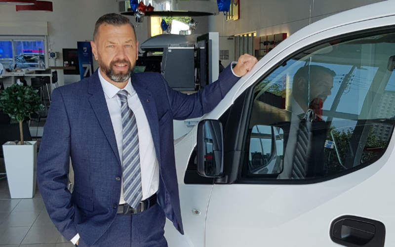 Electric Not An Option For Millions Of Van Drivers