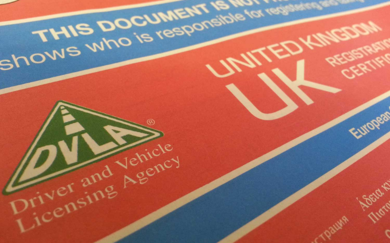 Unusual Reasons for Requesting a Replacement Vehicle Registration Certificate