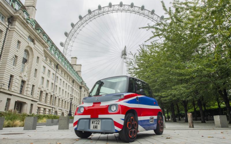 Citroen AMI Set for UK Roads in 2022