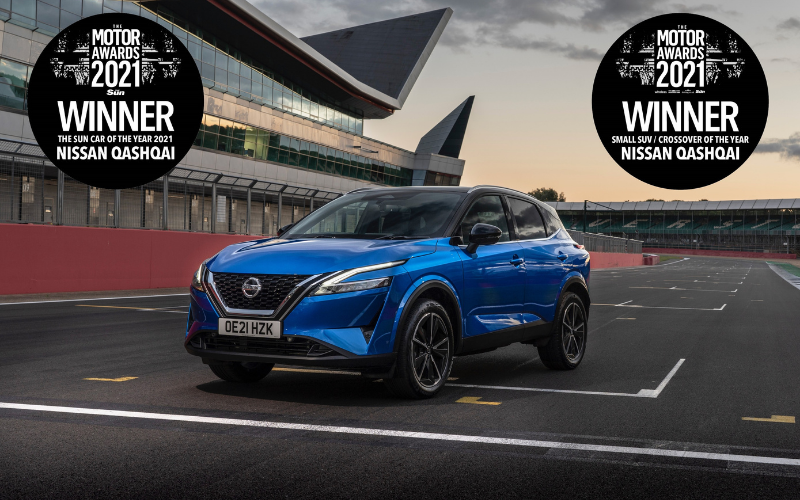 An Electrified Double Win For The All-New Nissan Qashqai