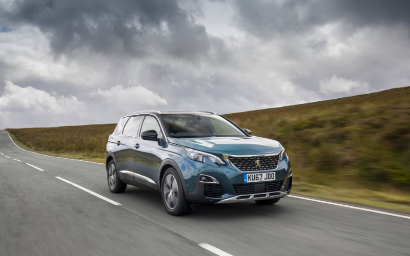 PEUGEOT 5008 Crowned What Car? Used Car Of The Year