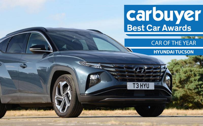 Hyundai Win Big At The Car Buyer Best Car Awards 2022