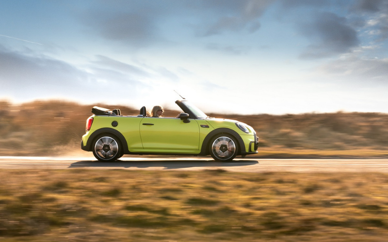 MINI Convertible Voted Carbuyer's 'Best Convertible' Once Again
