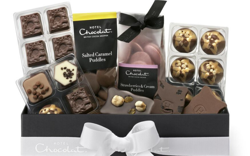 Win The Hotel Chocolat Everything Chocolate Gift Hamper Collection